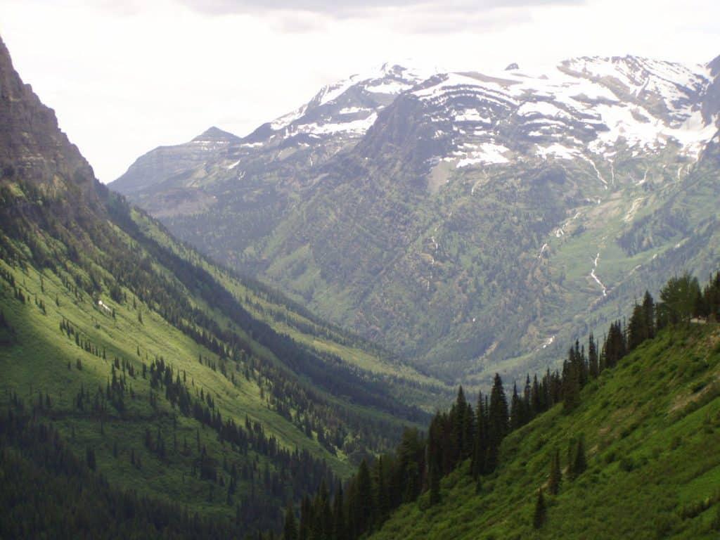 USA Tapeta Góry XMCPL