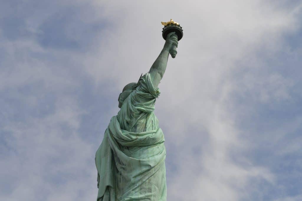 USA Tapeta Statua WolnoÅ›ci XMCPL